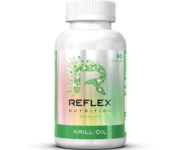 Reflex Nutrition Krill Oil 500mg 90 Capsules