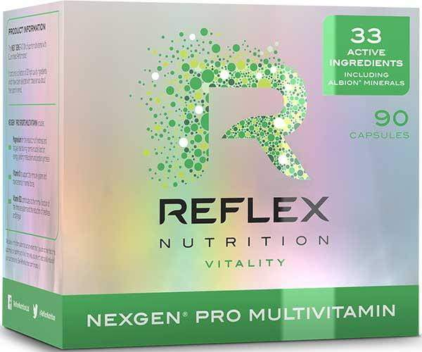 Reflex Nutrition Nexgen Pro Sports 90 caps