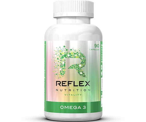 Reflex Nutrition Omega 3 1000mg 90 Capsules