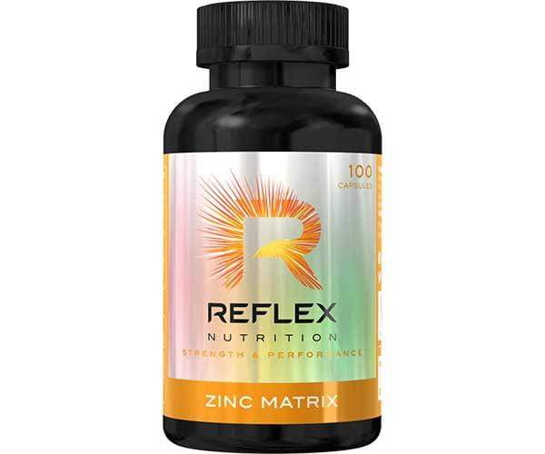 Reflex Nutrition Zinc Matrix 100caps