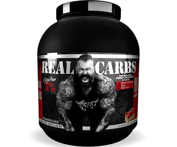 Rich Piana 5% Nutrition Real Carbs 1.8kg