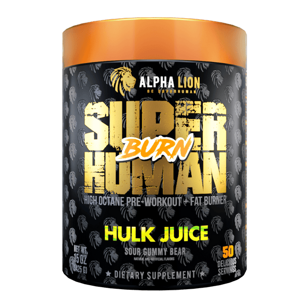 Alpha Lion SuperHuman Burn 425g