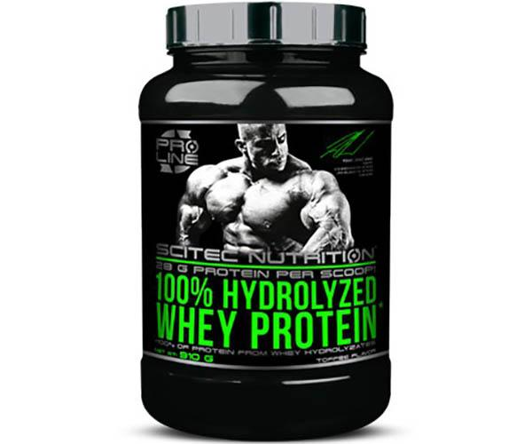Scitec Nutrition 100% Hydrolyzed Whey Protein 2kg