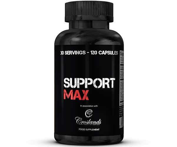 Strom Sports Nutrition SupportMAX 120 Caps