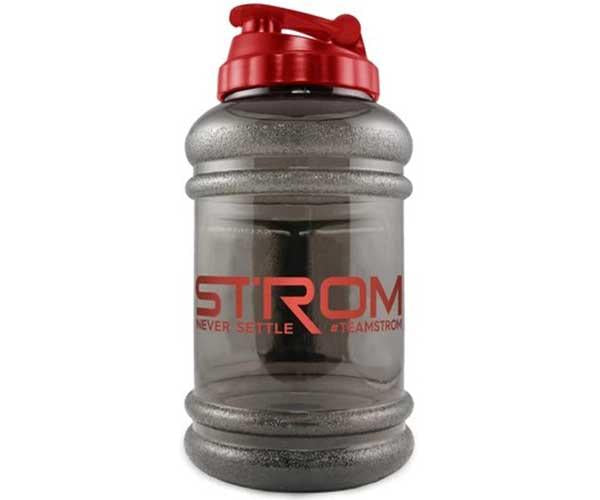 Strom Sports Nutrition 'Half Gallon' Water Jug 2.2ltrs