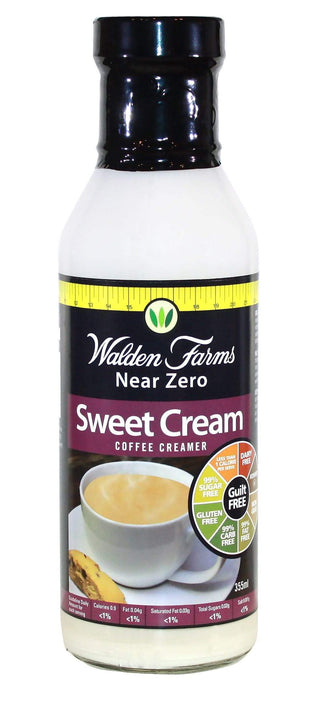 Walden Farms Coffee Creamers Sweet Cream