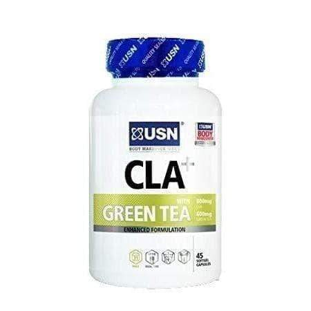 USN CLA Green Tea 45 Softgels