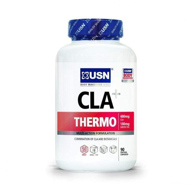 USN CLA Thermo 90 Softgels