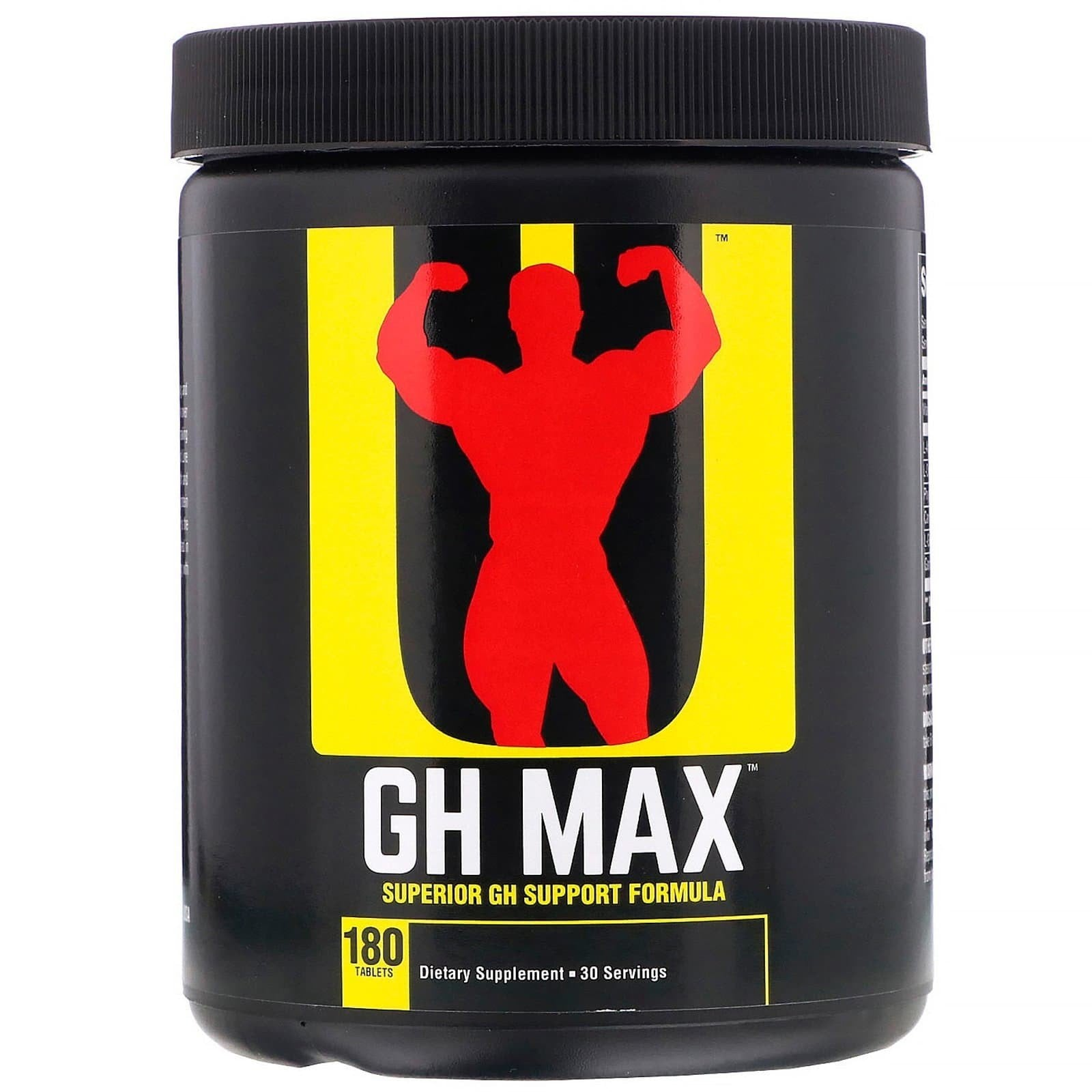 Universal Nutrition GH Max 180tabs