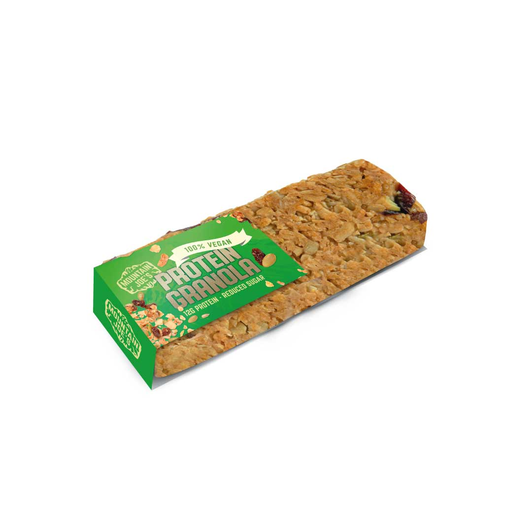 Mountain Joe's Protein Granola