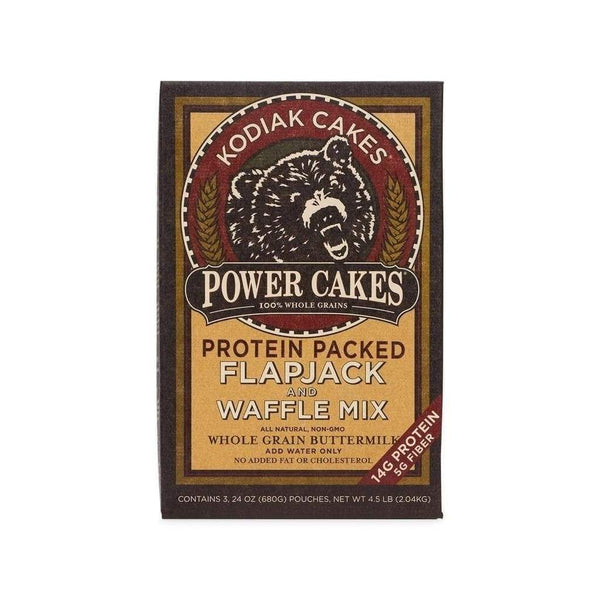 Kodiak Cakes Power Cakes Protein Packed Flapjack and Waffle Mix 567g