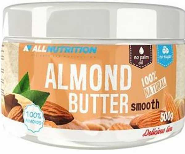 All Nutrition Almond Cream Smooth 500g