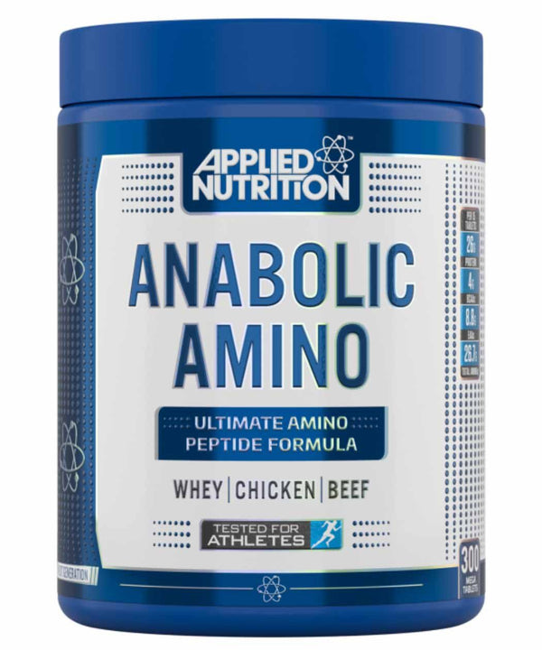 Applied Nutrition Anabolic Amino 300 Tablets