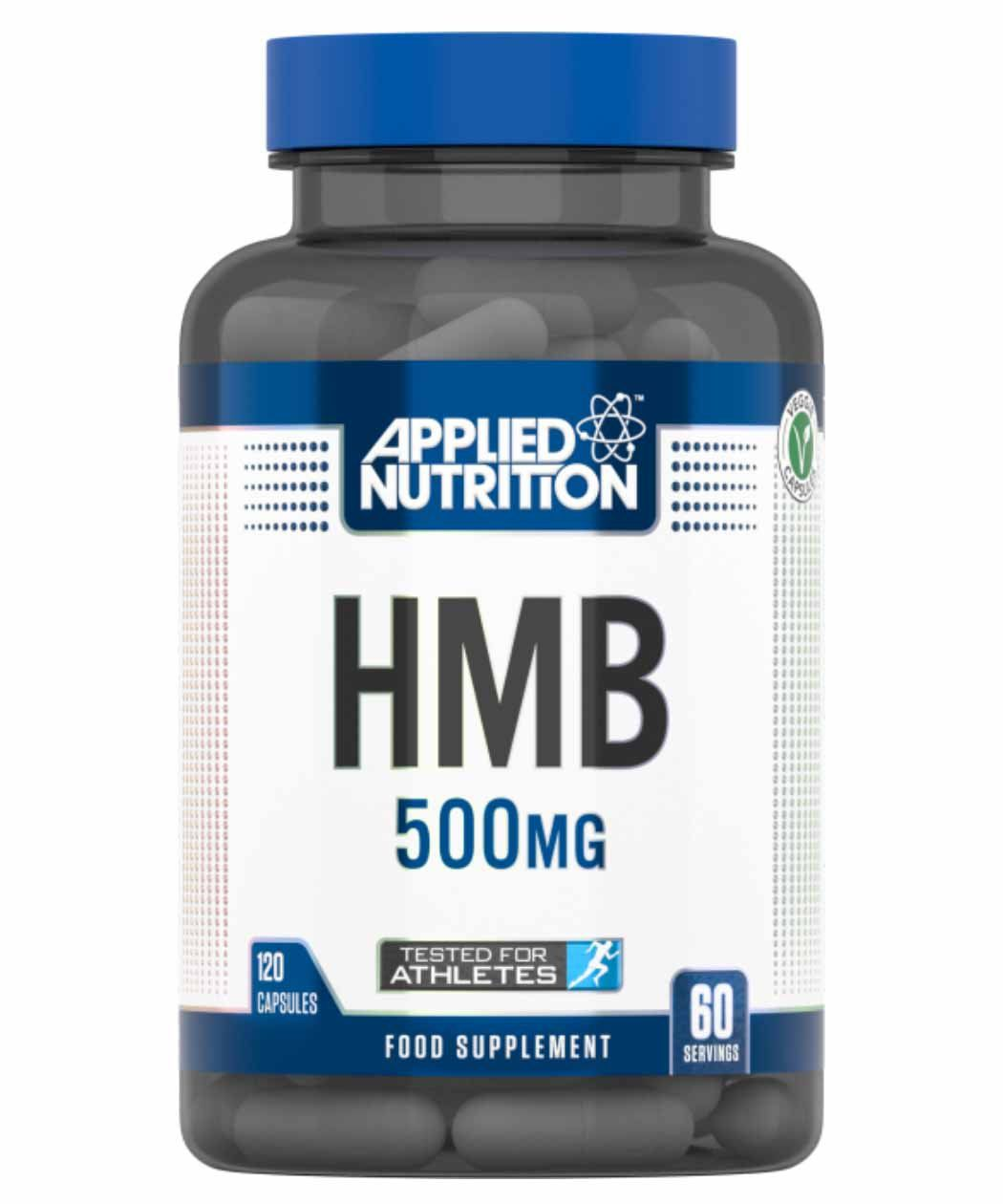 Applied Nutrition HMB 500mg 120 Caps