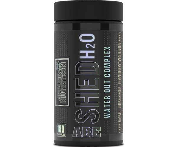 Applied Nutrition Shred H2O Water Out Complex 180 Caps