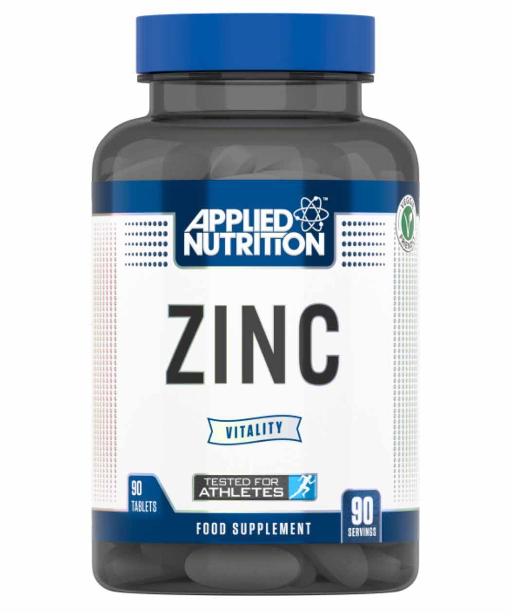 Applied Nutrition Zinc 90 Tablets