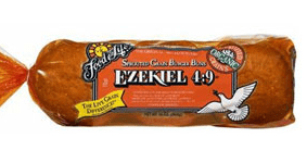 Ezekiel 4:9 Sprouted Whole Grain Burger Buns 680g