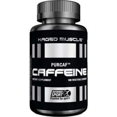 Kaged Muscle Caffeine 100caps