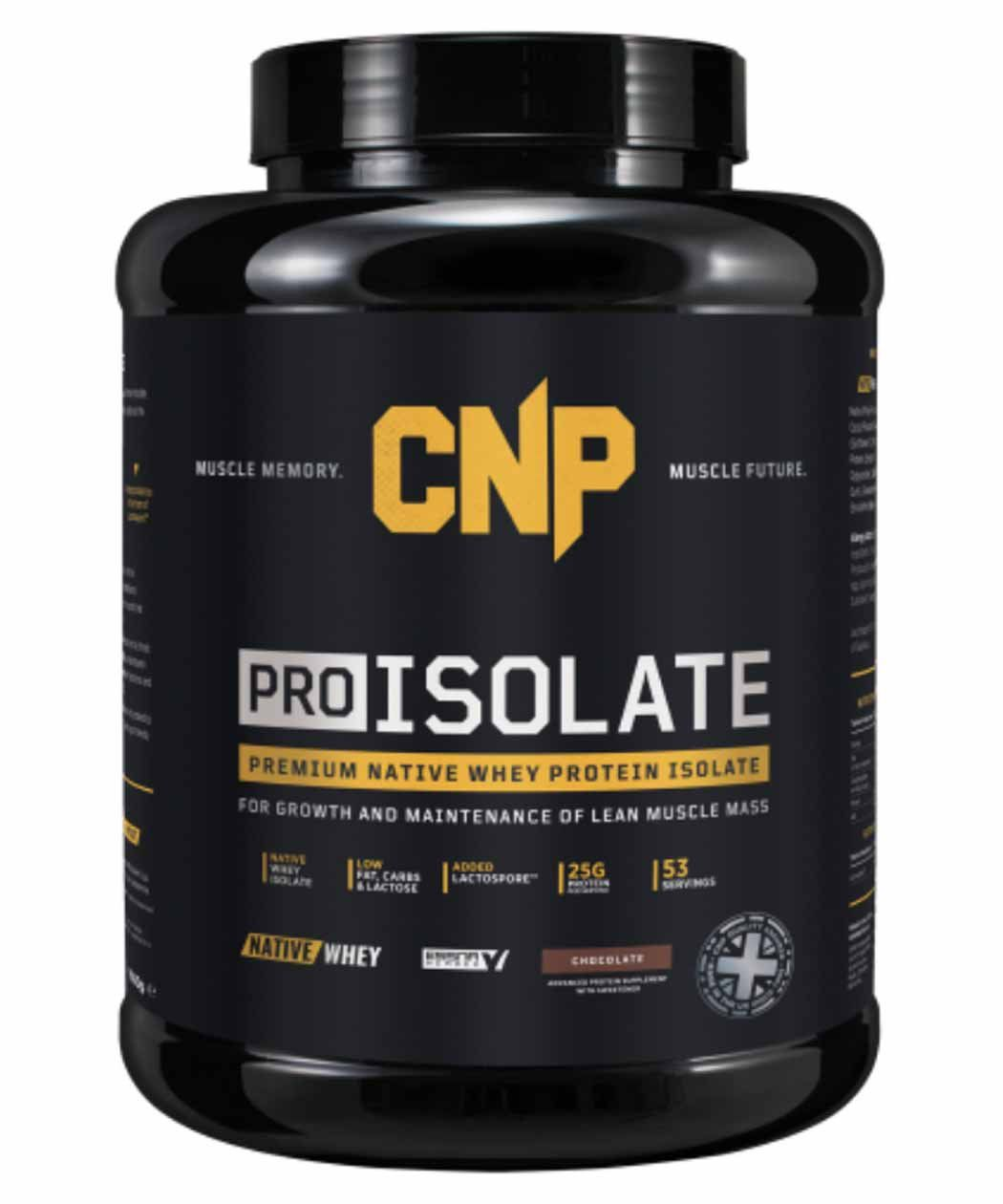 CNP Pro Isolate