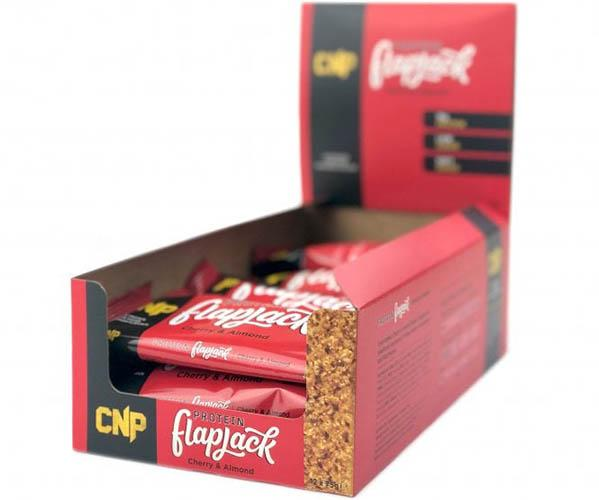 CNP Protein Flapjacks Box