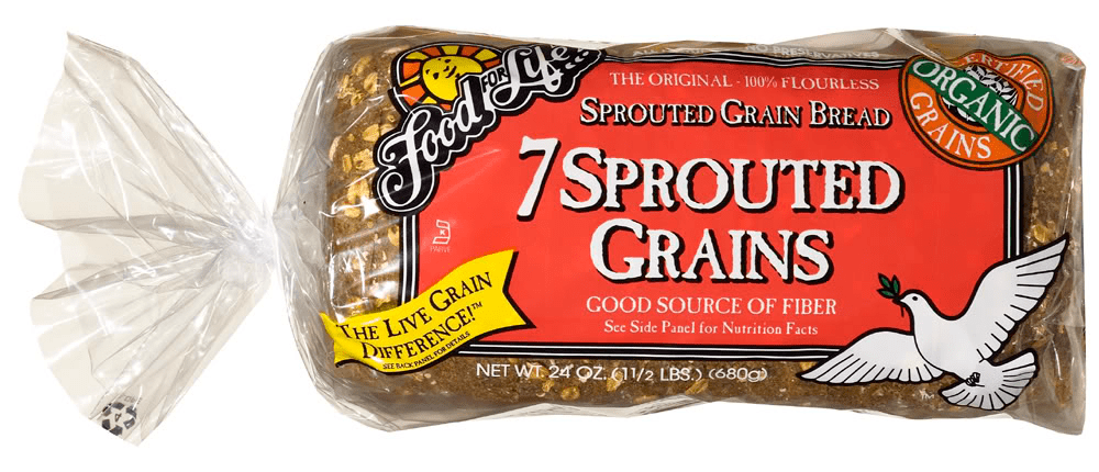 Ezekiel 7 Sprouted Grains Bread 680g