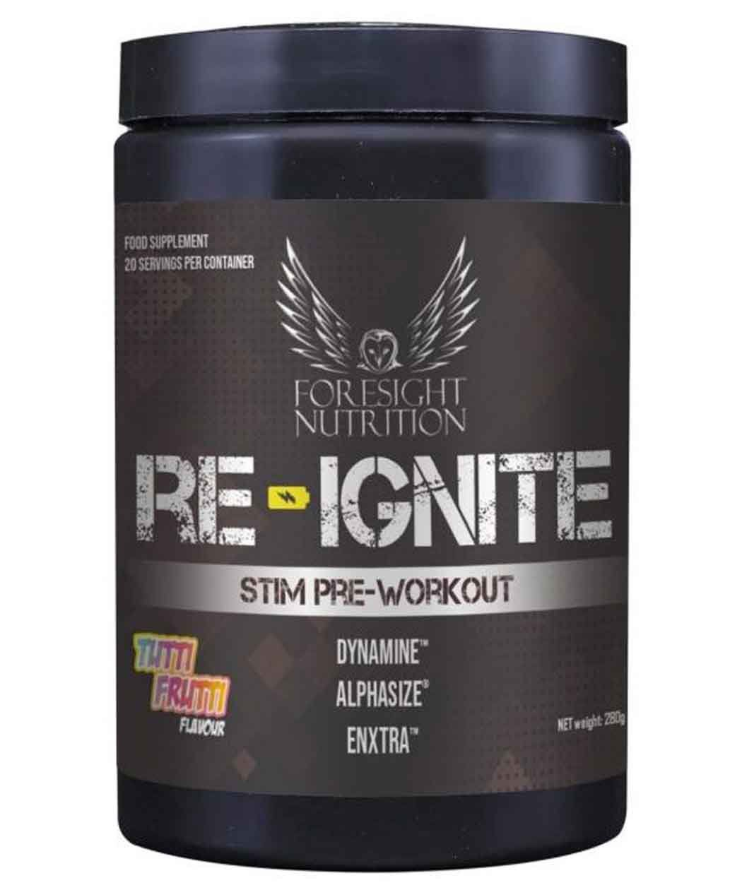Foresight Nutrition Re-Ignite