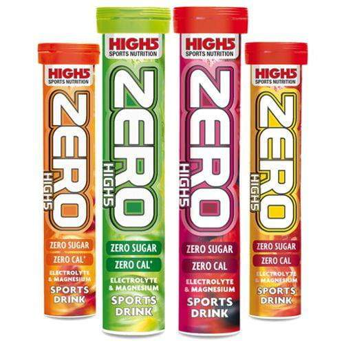 High5 Zero Electrolyte 20tabs