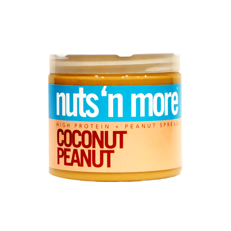 Nuts 'N More Coconut Peanut Butter 454g