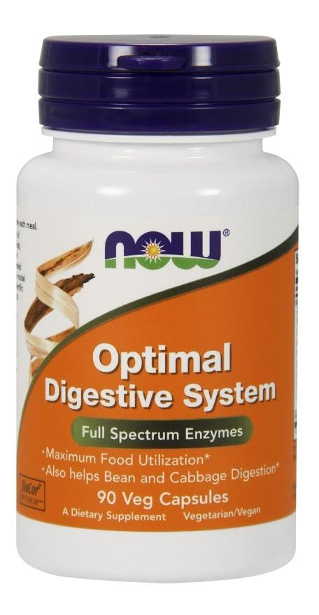 NOW Foods Optimal Digestive System 90caps