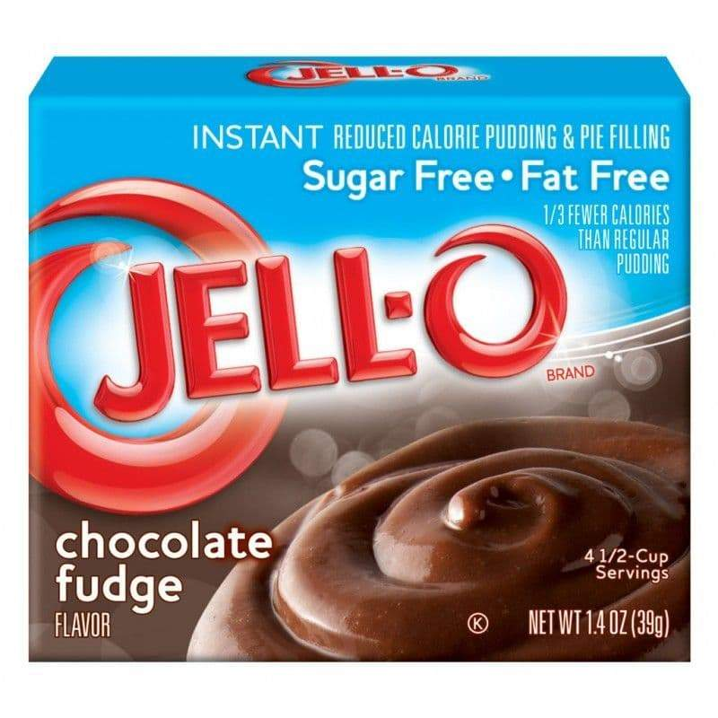 Jell-O Instant Reduced Calorie Pudding and Pie Filling 28g