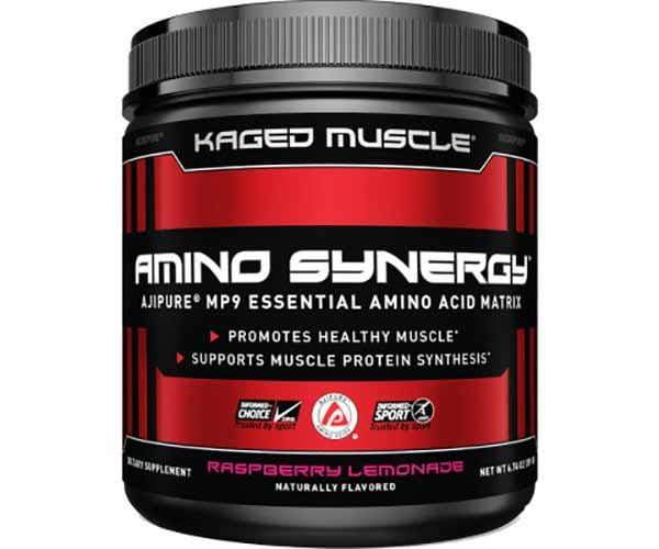 Kaged Muscle Amino Synergy 191g