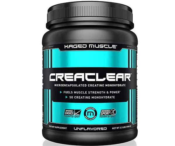 Kaged Muscle CreaClear 500g