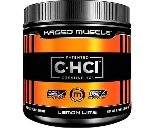 Kaged Muscle Patented Creatine HCL
