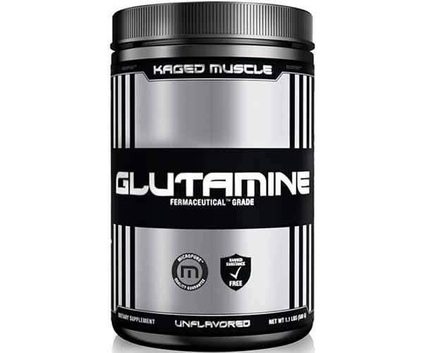 Kaged Muscle Glutamine 500g