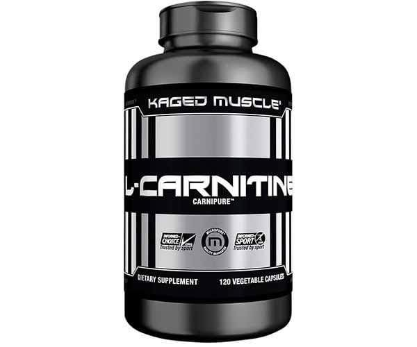 Kaged Muscle L-Carnitine 120 Capsules