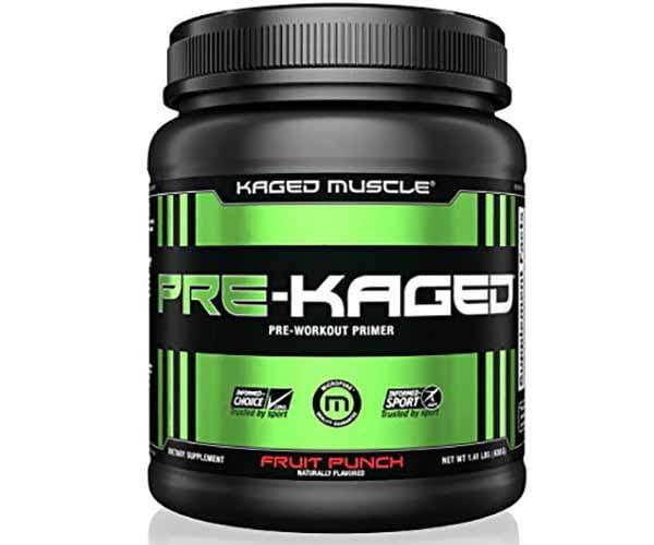 Kaged Muscle Pre-Kaged 621g