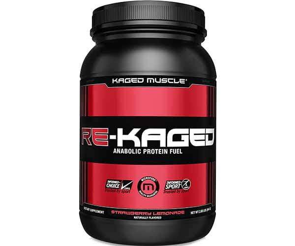 Kaged Muscle Re-Kaged 940g