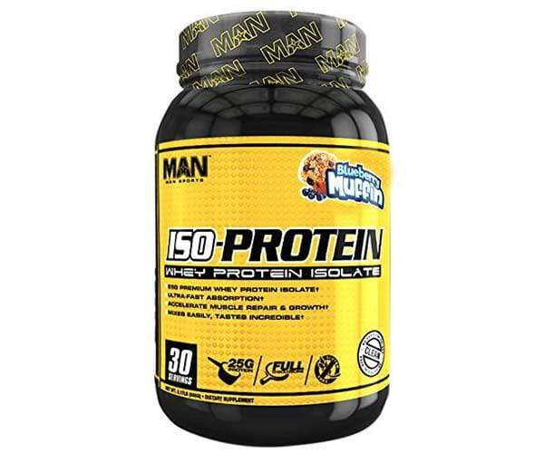 Man Sports ISO-Protein 920g