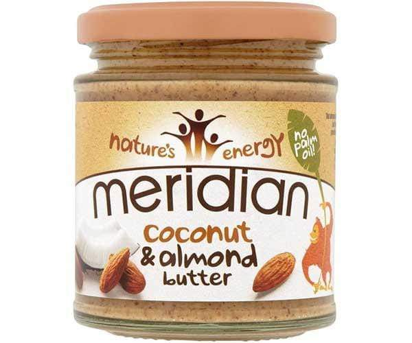 Meridian Coconut and Almond Butter 170g