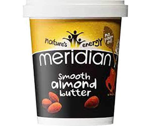 Meridian Smooth Almond Butter 454g