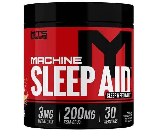 MTS Nutrition Machine Sleep Aid