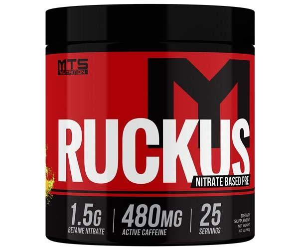MTS Nutrition Ruckus 190g