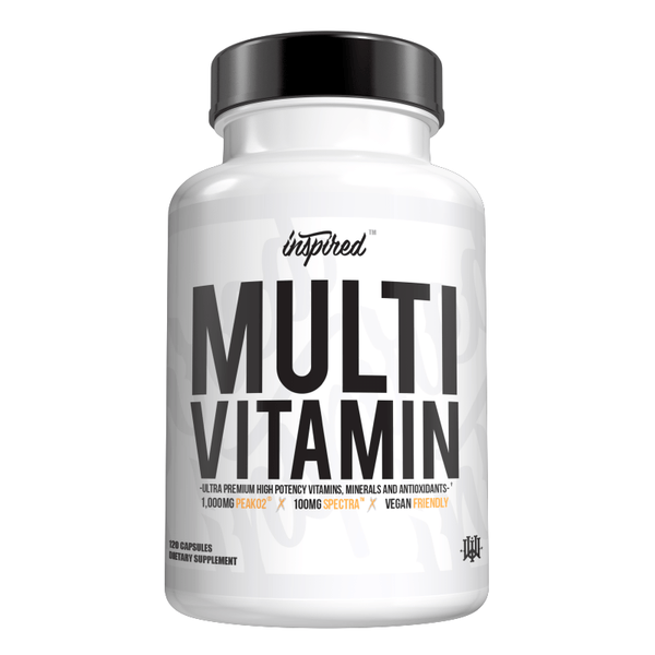 Inspired Nutraceuticals Multi