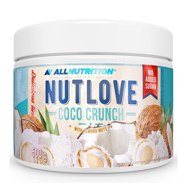 NUTLOVE COCO CRUNCH WITH ALMOND NUTS 500G