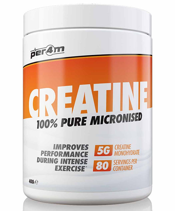 PER4M Micronised Creatine 400g