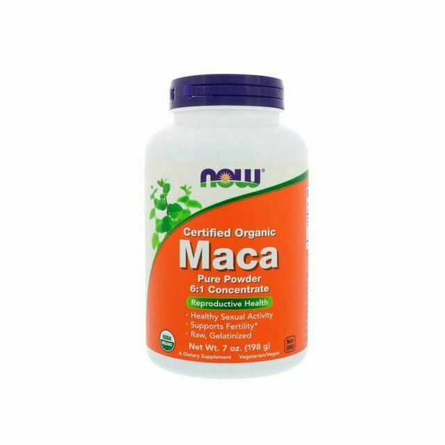 Now Foods Maca 198g