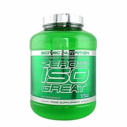 Scitec Nutrition Zero Iso Great 2.3kg