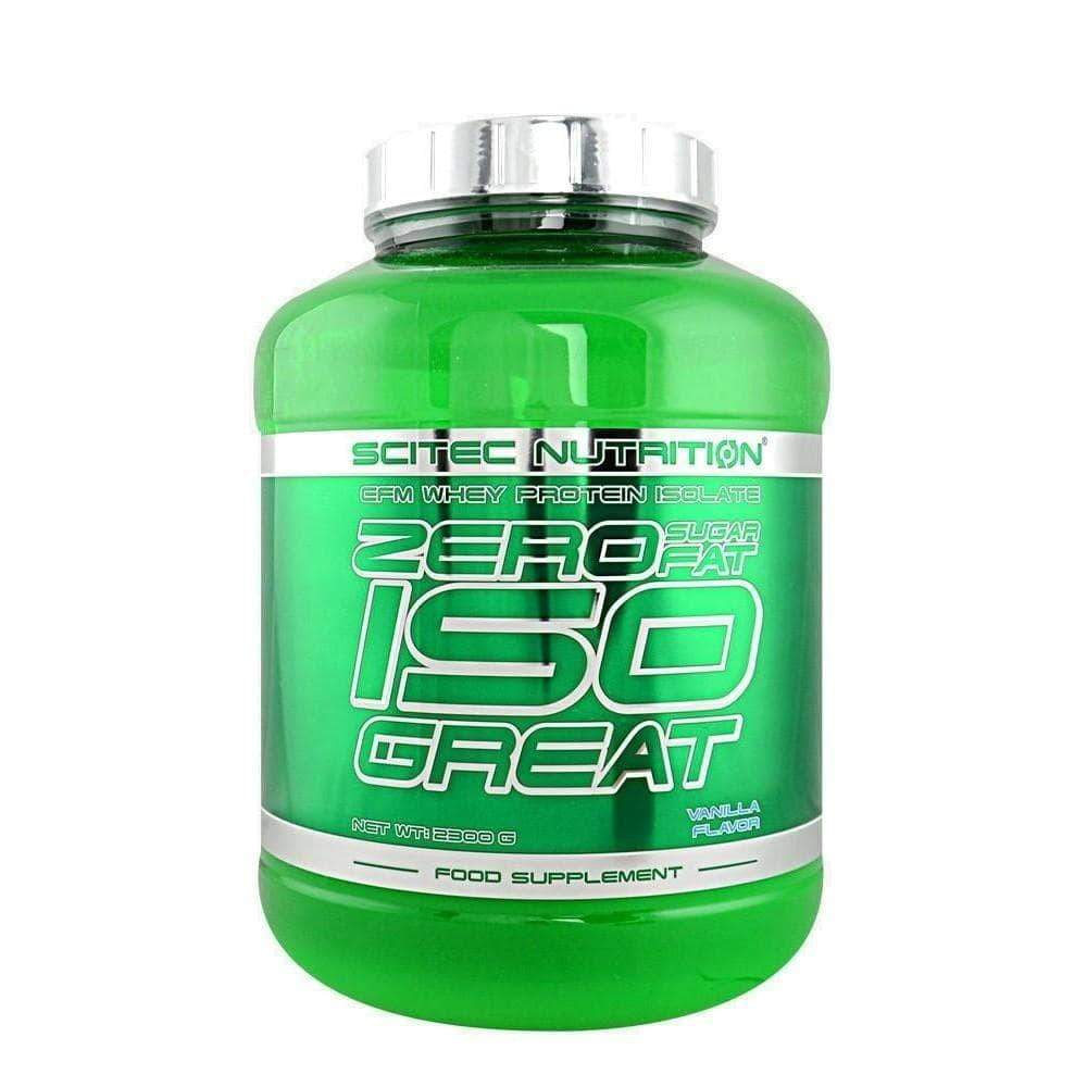 Scitec Nutrition Zero Iso Great 900g