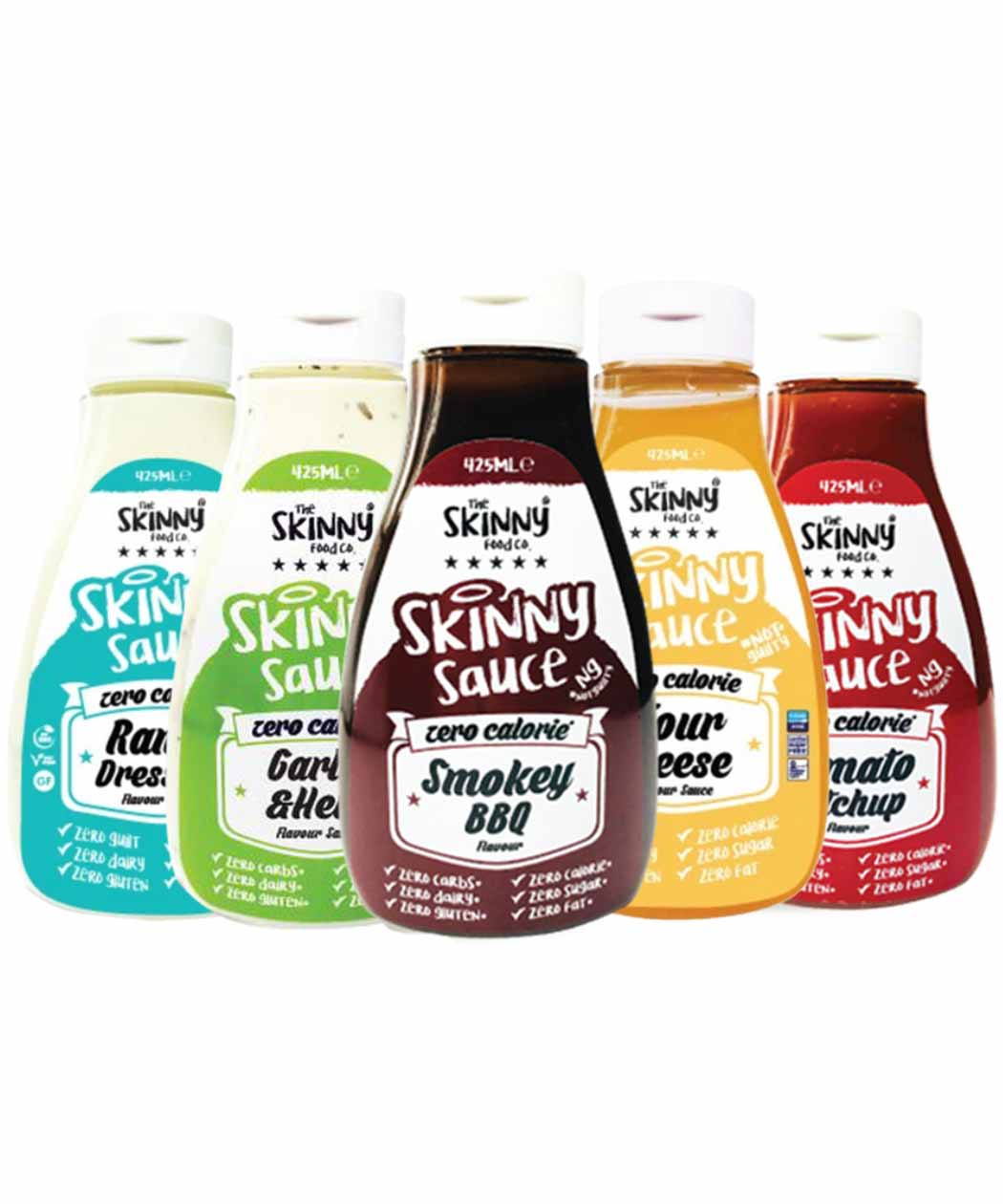 The Skinny Food Co Skinny Sauce 425ml