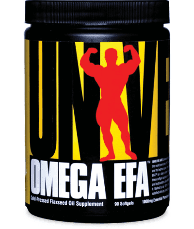 Universal Nutrition Omega EFA 90 softgels